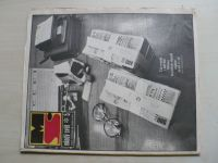 Mladý svět 1-52 (1984) ročník XXVI. (chybí čísla 1-4, 6-7, 9, 12-13, 15, 31, 38, 40 čísel