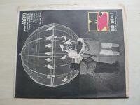 Mladý svět 8 (1983) ročník XXV.