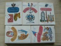 Neff - Sňatky z rozumu, Císařské fialky, Zlá krev, Veselá vdova, Královský vozataj (1972-1975)