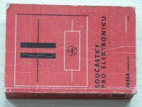 Tesla Lanškroun - Součástky pro elektroniku (1976)