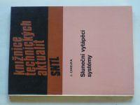 Cihelka - Sluneční vytápěcí systémy (1984)