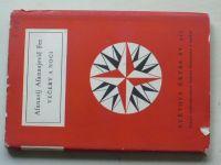 Fet - Večery a noci (1964) Světová četba sv. 325