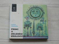 Hanzlík - Princ v zeleném království (1971) il. Sigmundová
