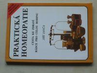 Janča - Praktická homeopatie - Cesta ke zdraví rádce pro celou rodinu (1992)