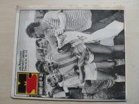 Mladý svět 1-52 (1988) ročník XXX. (chybí číslo 47, 51 čísel)