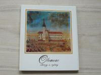 Olomouc - Obrazy a rytiny