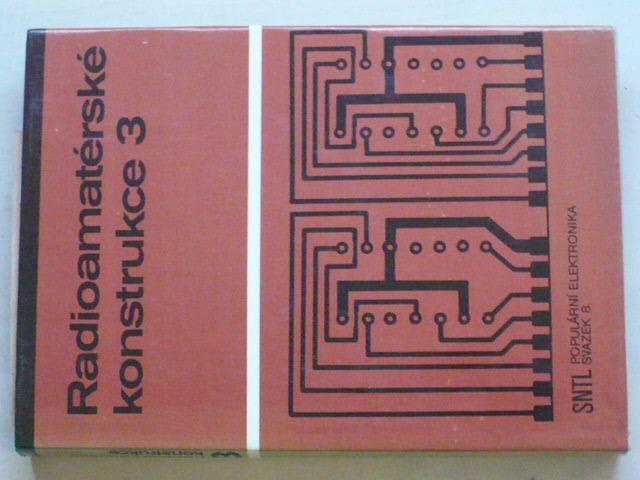 Radioamatérské konstrukce 3 (1988)