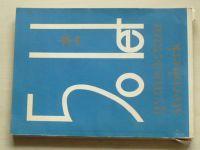 50 let - Gymnázium Šternberk (1985)