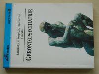 Baštecký - Gerontopsychiatrie (1994)