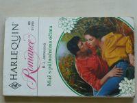Harlequin Romance 60 - Jamesová - Muž s půlnočníma očima (1993)