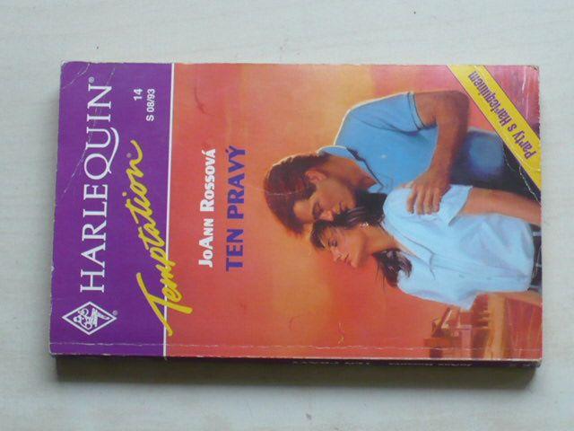 Harlequin Temptation 14 - Rossová - Ten pravý (1993)