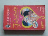 Harlequin Valentinky 21/8 - Tři romantické příběhy 1-2 (1998) 2 knihy