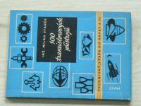 Inž. Staněk - 100 tranzistorových přístrojů (1964)