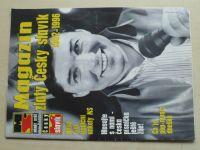 Magazín zlatý Český slavík (1996)
