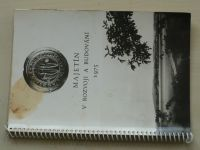 Majetín v rozvoji a budování (1975)