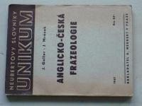 Mrázek - Neubertovy slovníky Unikum - Anglicko-česká frazeologie (1947)