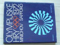 Olympijské hry 1972 - Mnichov - Sapporo (1973)