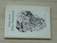 Sbírka básní Jitky Šufanové (2001)