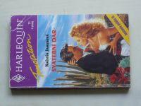Harlequin Temptation 11 - Jamesová - Svatební dar (1993)