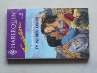 Harlequin Temptation 28 - Bockovenová - Ty jsi můj osud (1993)