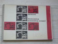 Katalog Vesnických rodinných domků řada 1 (1971)