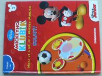 Mickeyho klubík 1. část - Kulatý (2012) Disney, Hraj si a uč se s Mickey Mousem