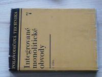 Zíma - Integrované monolitické obvody - Polovodičová technika 7 (1973)