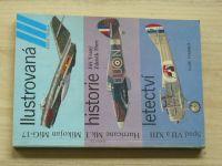 Vraný, Hurt - Mikojan MiG-17, Hurricane Mk.I, Spad VII a XIII - Ilustrovaná historie letectví (1989)
