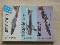 Vraný, Týc - Iljušin Il-2, Junkers J I, Fairchild A-10,Thunderbolt II Ilustrovaná historie letectví