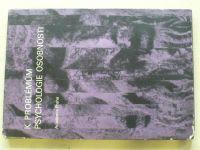 K problémům psychologie osobnosti (1967)