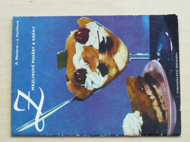 Nestával - Zmrzlinové poháry a krémy (1967) sešit