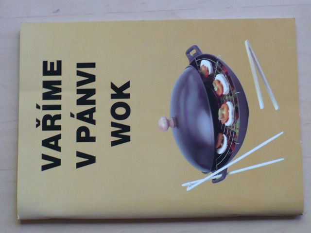 Vaříme v pánvi Wok (2001) sešit