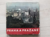 Václav Jírů - Praha a pražané (1962)