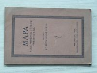 Cettl - Mapa a její použití k účelům turistickým (1926)