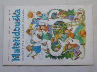 Mateřídouška 1 (1987) ročník XLIV.