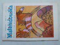 Mateřídouška 2 (1986) ročník XLIII.