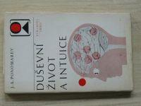 Ponomarev - Duševní život a intuice (1972)