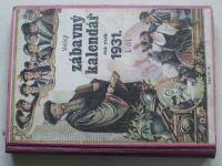 Velký zábavný kalendář na rok 1931 - I. díl