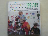 Pausewangová - 100 her k rozvoji tvořivosti v předškolním a mladším školním věku (1992)