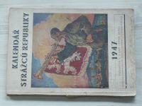 Var - Kalendář strážců republiky 1947