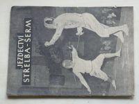 Jezdectví, střelba-šerm 1-12 (1956) ročník VIII. (chybí číslo 7, 11 čísel)