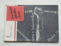Jezdectví, střelba-šerm 1-12 (1957) ročník IX. (chybí číslo 9, 11 čísel)