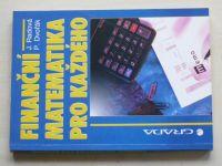 Radová, Dvořák - Finanční matematika pro každého (1997)