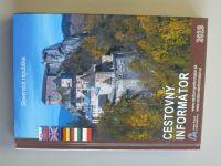 Cestovný informátor - Slovenská republika 2019, Česká republika 2019 (2018) slovensky, anglicky
