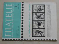 Filatelie 1-24 (1972) ročník XXII.