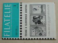 Filatelie 1-24 (1973) ročník XXIII.