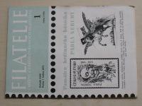 Filatelie 1-24 (1974) ročník XXIV.