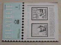 Filatelie 1-24 (1978) ročník XXVIII.