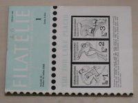 Filatelie 1-24 (1980) ročník XXX.