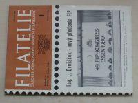 Filatelie 1-24 (1981) ročník XXXI.